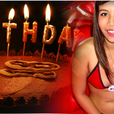 birthday party pattaya