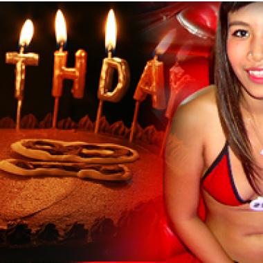 birthday party pattaya